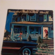 Discos de vinilo: THE MANY SIDES OF ROCK AND ROLL VOL 3. Lote 68202545