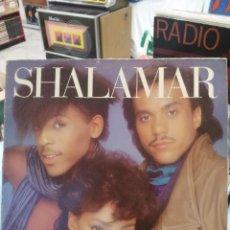 Discos de vinilo: SHALAMAR - THE LOOK - LP. . Lote 68225301