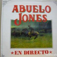 Discos de vinilo: ABUELO JONES. EN DIRECTO. 3 CIPRESES 4C0889 LP 1992 SPAIN. Lote 68227185