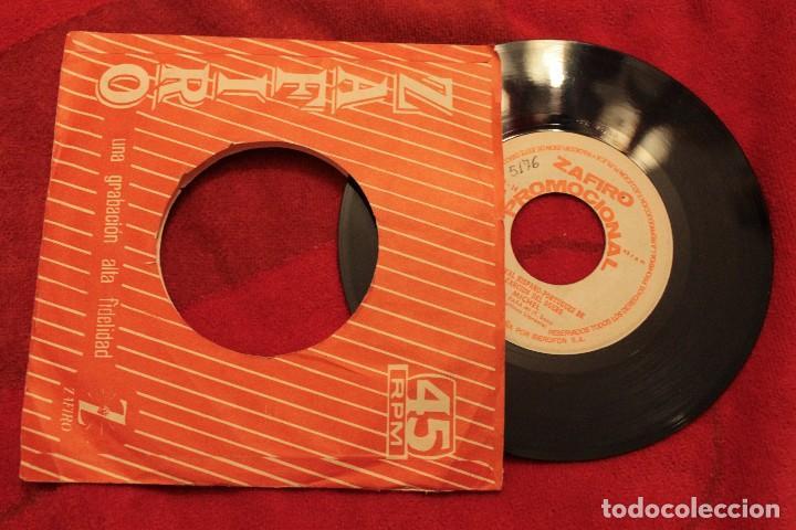 MICHEL PLEGARIA LOUISIANA / SERAS PARA MI PROMO SINGLE 7 (VG/EX) C (Música - Discos - Singles Vinilo - Otros Festivales de la Canción)
