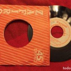 Discos de vinil: MICHEL PLEGARIA LOUISIANA / SERAS PARA MI PROMO SINGLE 7 (VG/EX) C. Lote 68228705