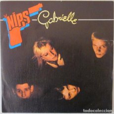 Discos de vinilo: THE NIPS - GABRIELLE CHISWICK - 1979. Lote 68237657