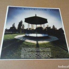 Discos de vinilo: COIL - HORSE ROTORVATOR (LP REEDICIÓN) NUEVO. Lote 121412962