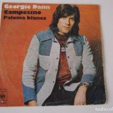 Discos de vinilo: GEORGIE DANN - CAMPESINO. Lote 68294657