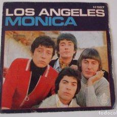 Discos de vinilo: LOS ANGELES - MONICA. Lote 68295785