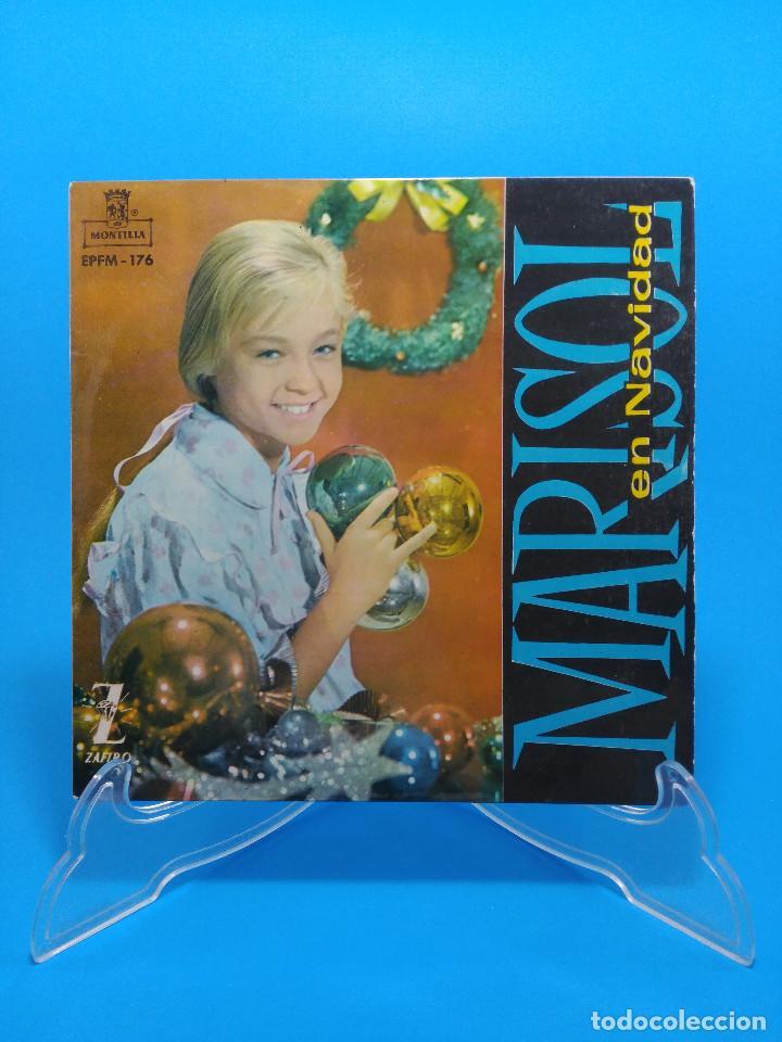 MARISOL EN NAVIDAD (Música - Discos de Vinilo - Maxi Singles - Solistas Españoles de los 50 y 60)