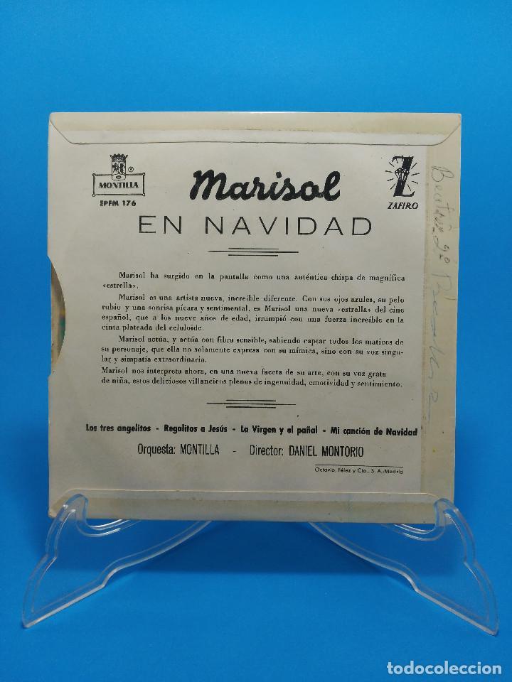 Discos de vinilo: Marisol en Navidad - Foto 2 - 68298813