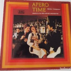 Discos de vinilo: THE RED HOUSE ORCHESTRA - APERO TIME 28 HITS. Lote 68302841