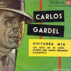 Discos de vinilo: CARLOS GARDEL EP 1962 MADE IN SPAIN. Lote 68305001