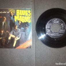 Discos de vinilo: THE BLUES MAGOOS /( WE AIN'T GOT ) NOTHIN YET / EP 45 RPM / MERCURY SPAIN SPANISH ESPAÑA . Lote 68314049
