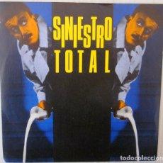 Discos de vinilo: SINIESTRO TOTAL - MAS VALE SER PUNKIE QUE MARICON EN LA PLAYA DRO - 1984. Lote 68317173
