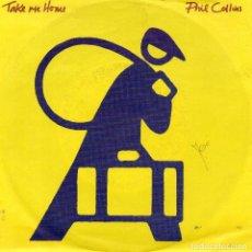 Discos de vinilo: PHIL COLLINS - TAKE ME HOME + 1-. Lote 68317841