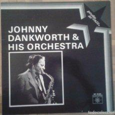 Discos de vinilo: JOHNNY DANKWORTH & HIS ORCHESTRA - ESTRELLAS DEL JAZZ - ROULETTE SLP 30.444 - 1984. Lote 68322221