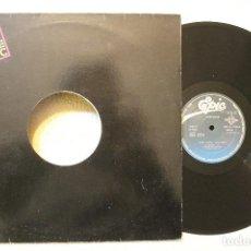 Discos de vinilo: HEATWAVE LETTIN' IT LOOSE MAXI SINGLE VINILO. Lote 68327841