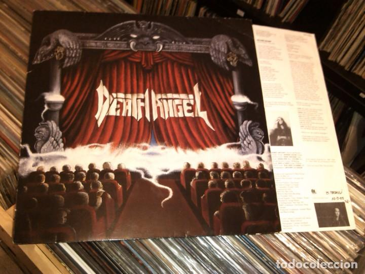 DEATH ANGEL ‎– ACT III LP 1990 GERMANY (Música - Discos - LP Vinilo - Heavy - Metal)