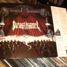 Discos de vinilo: DEATH ANGEL ‎– ACT III LP 1990 GERMANY. Lote 68334913