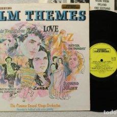 Discos de vinilo: FILM THRMES LOVE STORY ROMEO & JULIETA BORSALINO LP. Lote 68337065