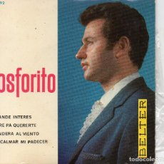 Discos de vinilo: X- FOSFORITO - EP 1965. Lote 68356377