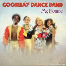 Discos de vinilo: GOOMBAY DANCE BAND - SINGLE 1982-. Lote 68358413