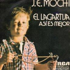 Discos de vinilo: J.E. MOCHI SINGLE 1973 -. Lote 68358493
