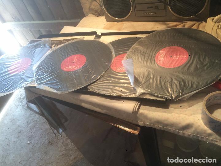 Discos de vinilo: Antiguo 3 vinilo Toscanini orquestra sinfonica de la NBC - Foto 4 - 68380533