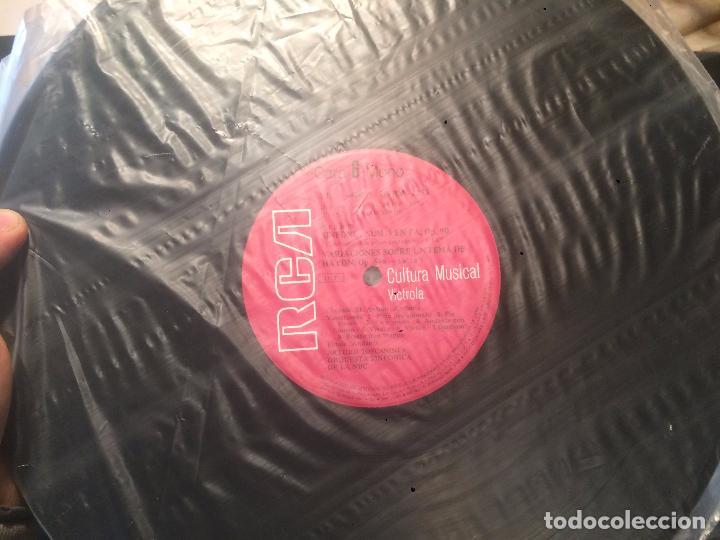 Discos de vinilo: Antiguo 3 vinilo Toscanini orquestra sinfonica de la NBC - Foto 5 - 68380533