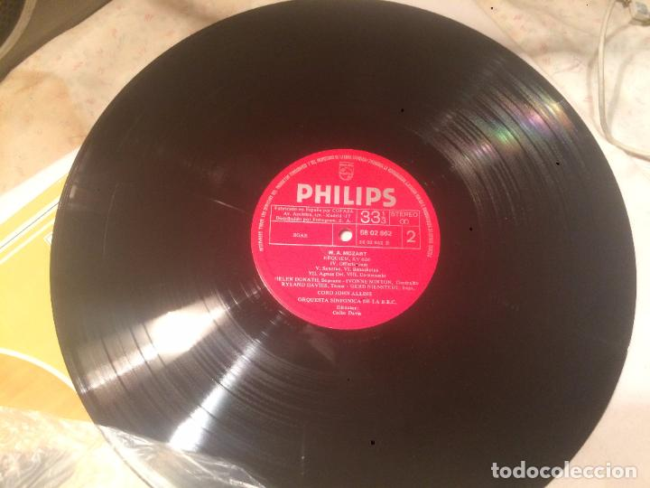 Discos de vinilo: Antiguo vinilo telemann orquestra pro arte de Munich de la casa Philips - Foto 3 - 68382509