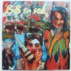 Discos de vinilo: BB SIN SED MINI LP VINILO TRES CIPRESES DRO. Lote 68387093