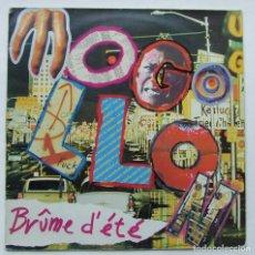 Discos de vinilo: MOGOLLON MAXI SINGLE BRUME D'ETE VINILO DRO. Lote 68388757