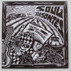 Discos de vinilo: SOUL BISONTES ALBUM VERTIGO DISCOS ¡ALEHOP! MUNSTER RECORDS. Lote 68389881