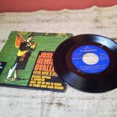 Discos de vinilo: JOSÉ REMIS OVALLE, EL MAGO DE LA GAITA (GAITERO MAYOR DE ASTURIAS ) COLUMBIA---MARCHA NUPCIAL..ECT. Lote 68403641