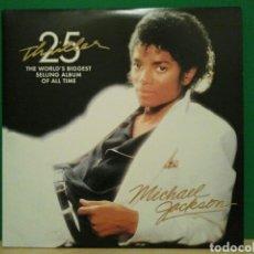 Discos de vinilo: MICHAEL JACKSON 25 AÑOS THRILLER 2008. Lote 68425685