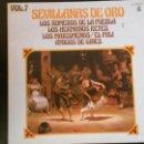 Discos de vinilo: SEVILLANAS DE ORO VOL. 7. Lote 68427197