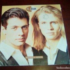 Discos de vinilo: PLATON - PERDIENDO LA INOCENCIA - LP .- 1992 - CON ENCARTE. Lote 119111414