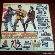 Discos de vinilo: THE LAST OF TEMPTATION OF ELVIS - DOBLE LP ( PAUL MCCARTNEY , BRUCE SPRINGSTEEN) 1990 - PORTADA DOB. Lote 68442057