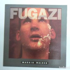 Discos de vinilo: FUGAZI-MARGIN WALKER (12 EP. VINILO. DISCHORD. 1989) . Lote 68448657