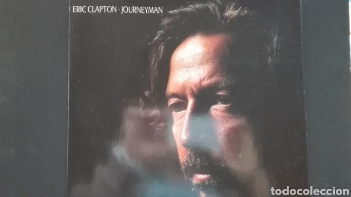 ERIC CLAPTON (Música - Discos - LP Vinilo - Rock & Roll)