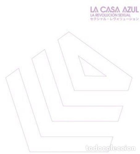 2LP LA CASA AZUL LA REVOLUCION SEXUAL VINILO (Música - Discos - LP Vinilo - Grupos Españoles de los 90 a la actualidad)