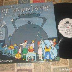 Discos de vinilo: CILLA FISHER AND ARTIE TREZISETHE SINGING KETTLE SCOTS SING (KETTLE-1982) ORIGINAL INGLES. Lote 68546105