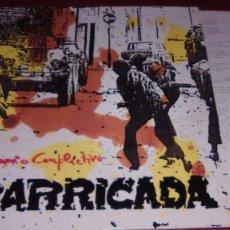 Discos de vinilo: BARRICADA BARRIO CONFLICTIVO EL DROGAS ROSENDO. Lote 68548509