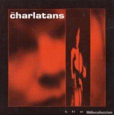 Discos de vinilo: CHARLATANS, SG, THEN + 1, AÑO 1990 MADE IN ENGLAND. Lote 68552917