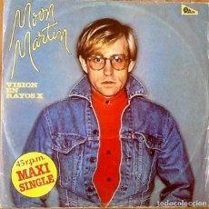 Discos de vinilo: MOON MARTIN : X-RAY VISION [ESP 1982]. Lote 68594981