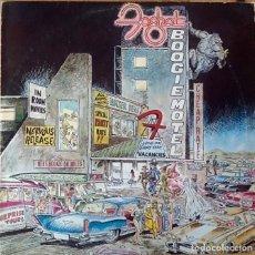 Discos de vinilo: FOGHAT : BOOGIE MOTEL [ESP 1979] LP. Lote 68596565