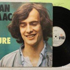 Discos de vinilo: JOAN ISAAC VIURE LP 1977 GATEFOLD COVER. Lote 68605385