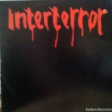 Discos de vinilo: INTERTERROR. INTERTERROR. RADIKAL, SPAIN 2006 LP COMO NUEVO. Lote 68606641