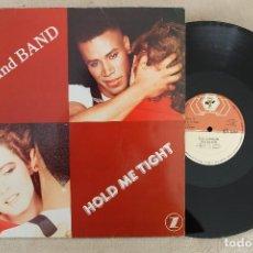 Discos de vinilo: B.B. AND BAND HOLD ME TIGHT MAXI SINGLE VINILO. Lote 68609373