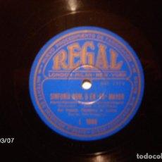 Discos de vinilo: REAL ORQUESTA FILARMONICA DE LONDRES - SINFONIA Nº 6 EN FA MAYOR PARTE 7-8 BEETHOVEN . Lote 68612821