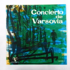 Discos de vinilo: CONCIERTO DE VARSOVIA. ADDINSELL. DIR. WILLY MATTES. ORQUESTA RADIO BAVIERA. TDKDS8. Lote 68644081
