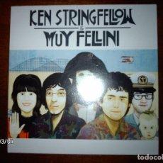 Discos de vinilo: KEN STRINGFELLOW (THE POSIES) & MUY FELLINI - DISCO 10 PULGADAS. Lote 68656389