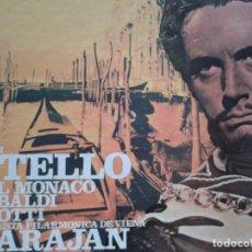 Discos de vinilo: VERDI OTELLO DECCA. Lote 68670397